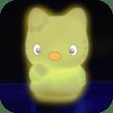 lámpara de bebé