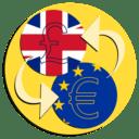 Libra Euro conversor GBP EUR
