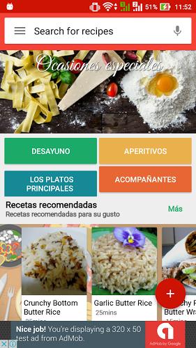 Libro de cocina: recetas 1
