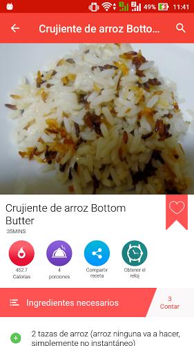 Libro de cocina: recetas 2