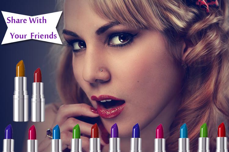 Lip Color Changer 3