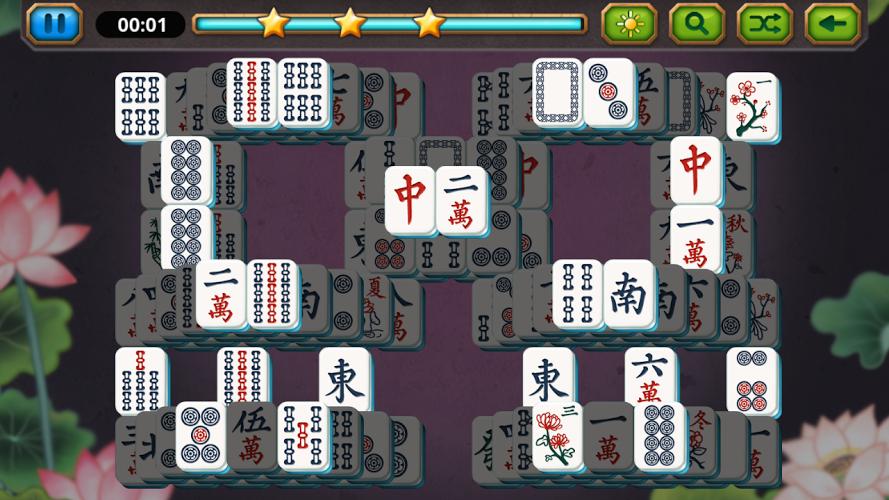 Mahjong Master Solitaire 2