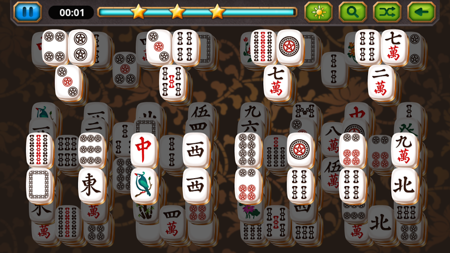 Mahjong Master Solitaire 3