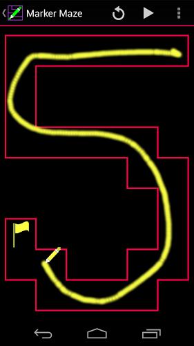 Marker Maze 3