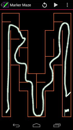 Marker Maze 4