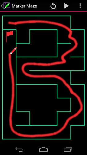 Marker Maze 5