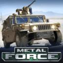 Metal Force: Juego de tanques