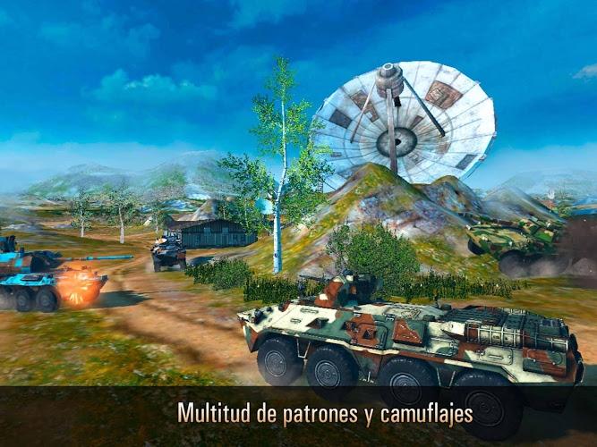 Metal Force: Juego de tanques 2