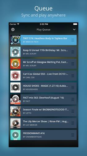 Mixcloud: radio, mezclas de DJ 2