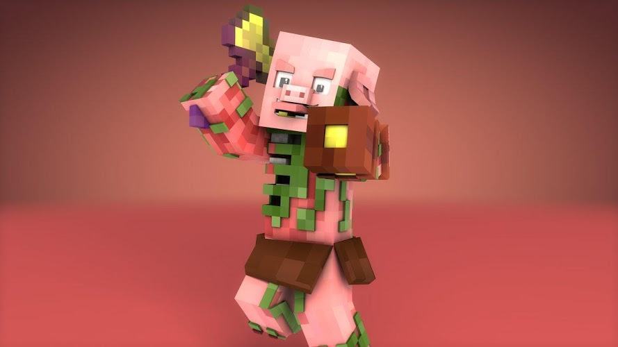 Mob Skins for Minecraft PE 1