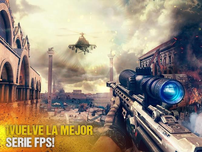Modern Combat 5: eSports FPS 1