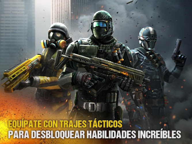 Modern Combat 5: eSports FPS 2
