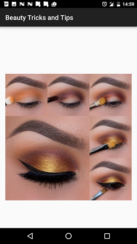 Nails.Makeup.Hairstyle 5