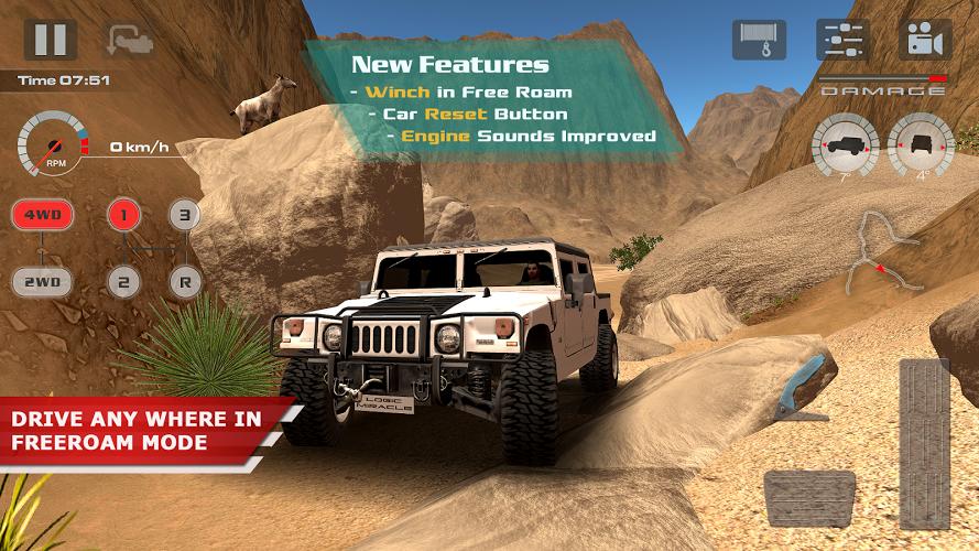 OffRoad Drive Desert 1