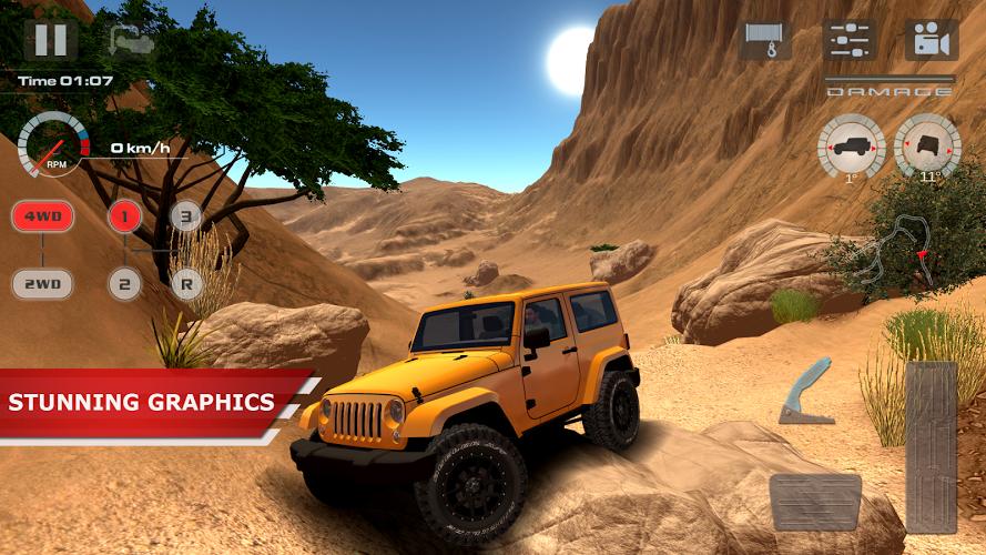 OffRoad Drive Desert 3