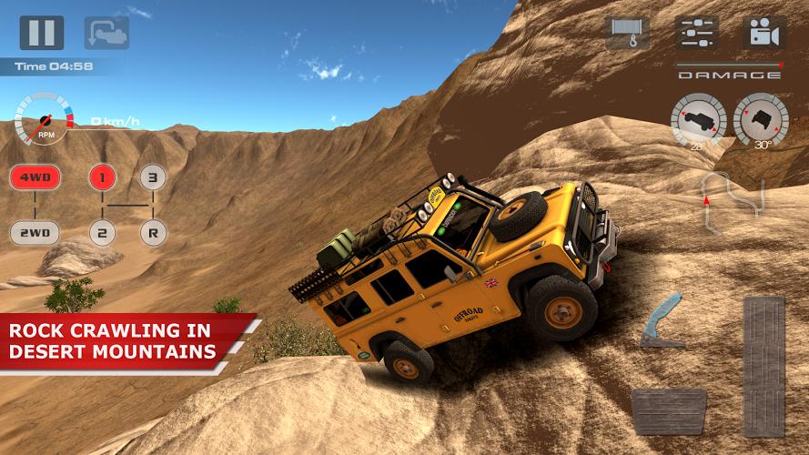 OffRoad Drive Desert 4