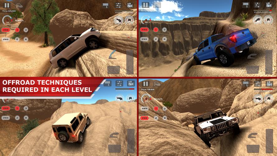 OffRoad Drive Desert 5