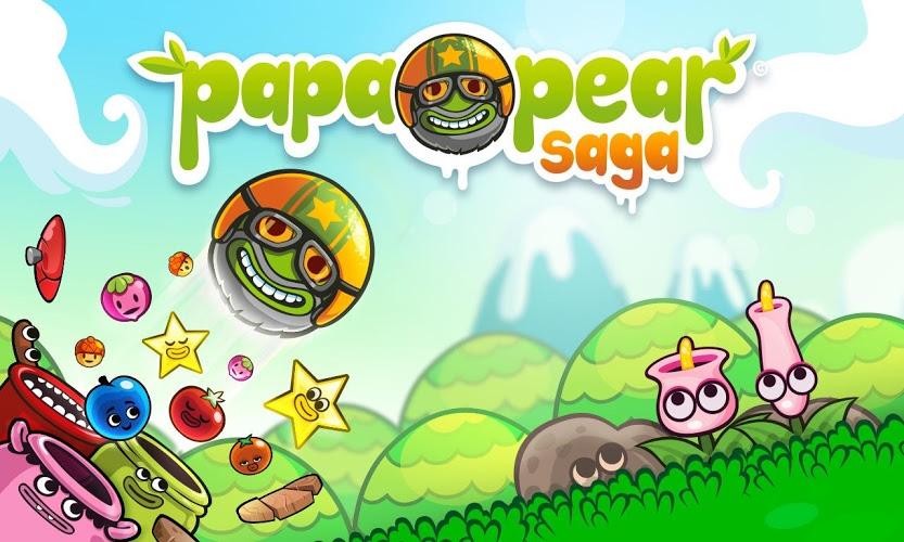 Papa Pear Saga 1