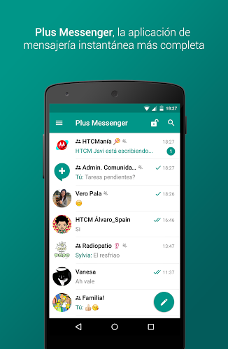 Plus Messenger 2