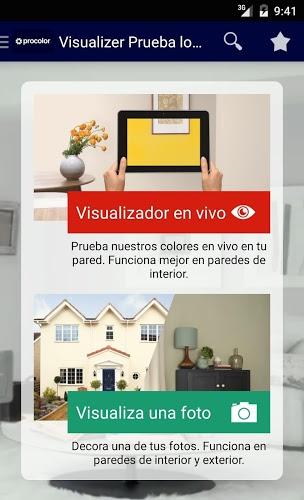 Procolor Visualizer 1