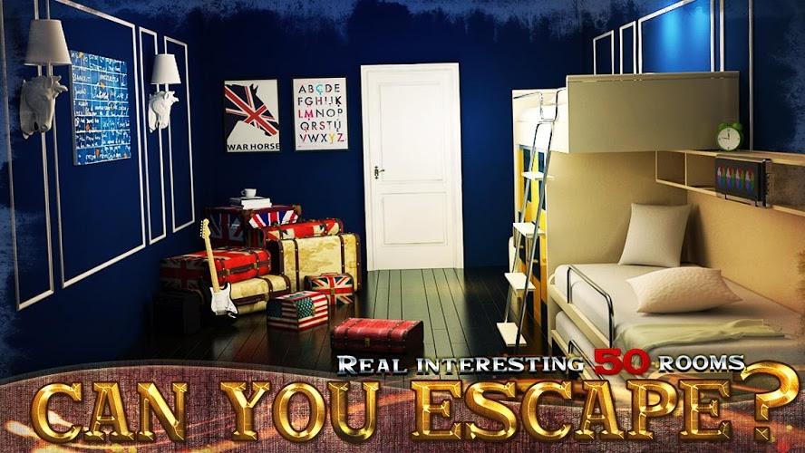 Puedes escapar de la habitación 100 I 5
