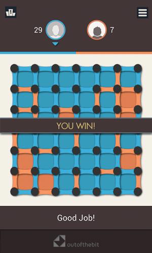 Puntos y cajas – Juego de estrategia clásico 3