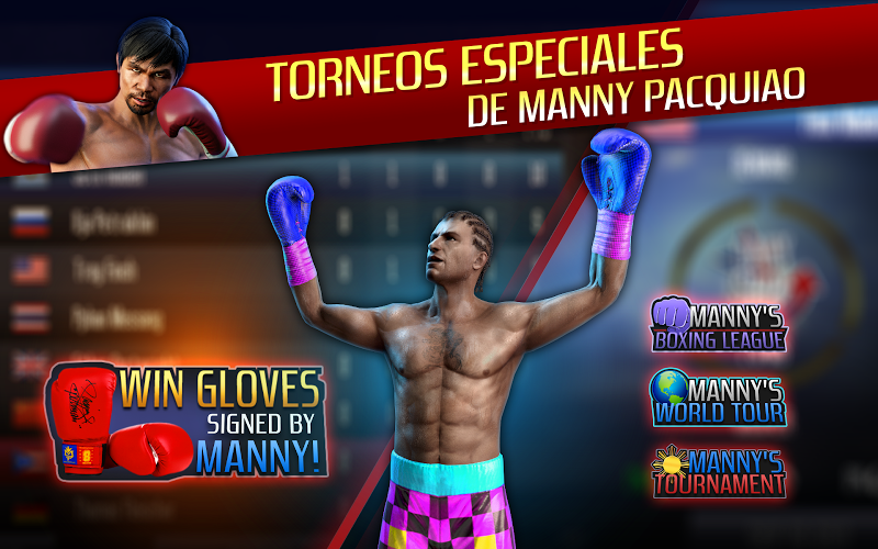 Real Boxing Manny Pacquiao 4