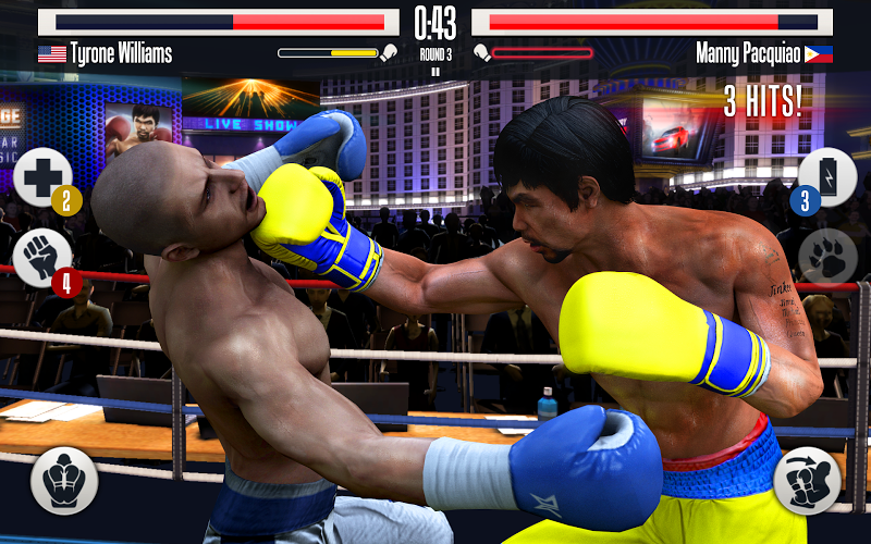 Real Boxing Manny Pacquiao 5