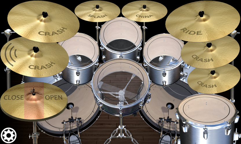 Simple Drums Rock – batería 2