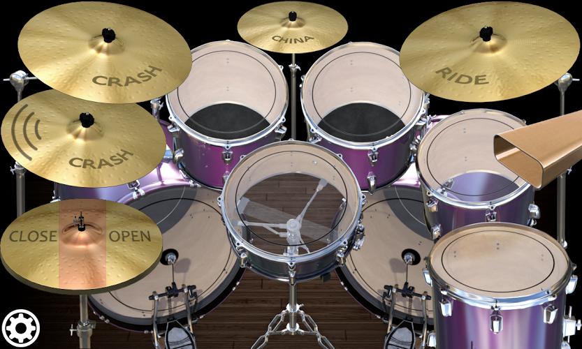 Simple Drums Rock – batería 3