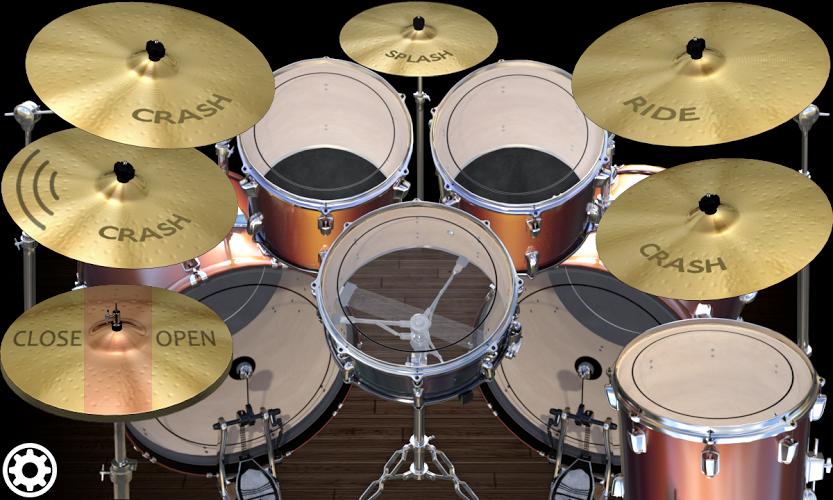 Simple Drums Rock – batería 5