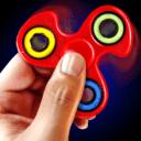 Simulador de spinner de mano