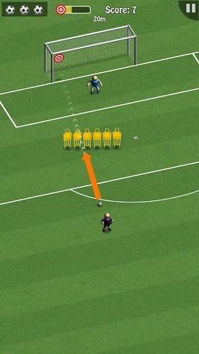 Soccer – top scorer 3