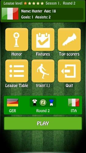 Soccer – top scorer 5