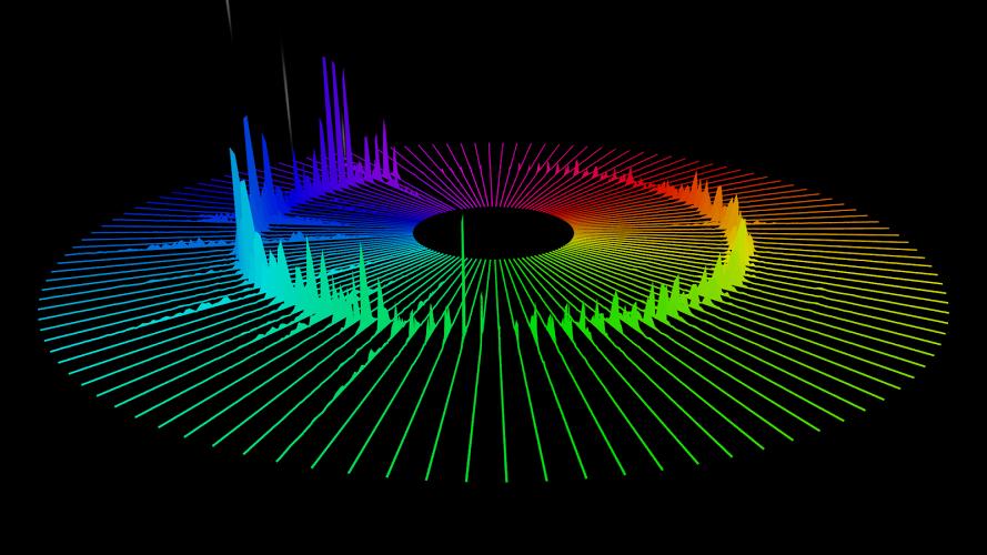 Spectrum – Music Visualizer 1