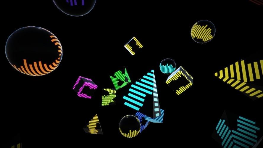 Spectrum – Music Visualizer 2