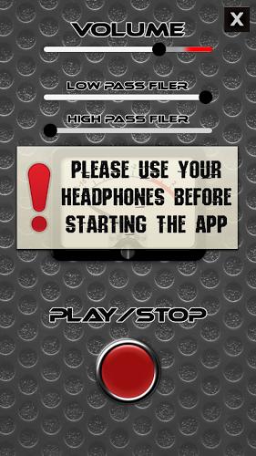 Super Ear : Hearing Amplifier 3