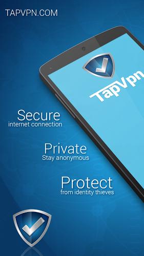 TapVPN Free VPN 5
