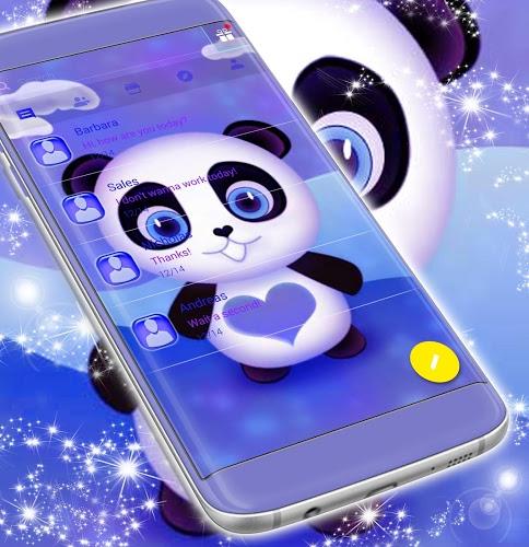 Tema de Panda Panda SMS 3