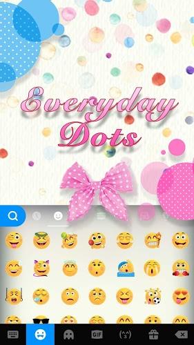 Tema de Teclado Expression Everyday emoji 2