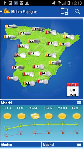 Tiempo España 1
