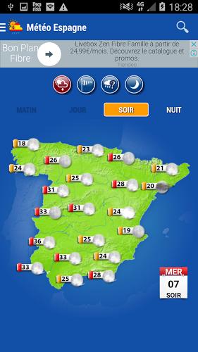 Tiempo España 4