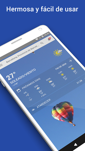 Tiempo – The Weather Channel 1