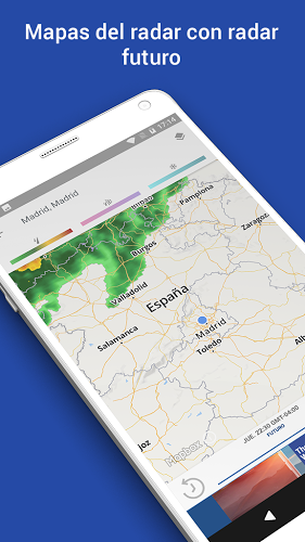 Tiempo – The Weather Channel 2