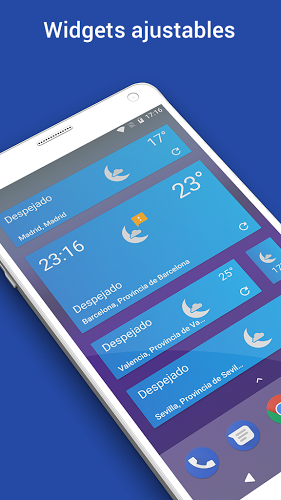 Tiempo – The Weather Channel 3