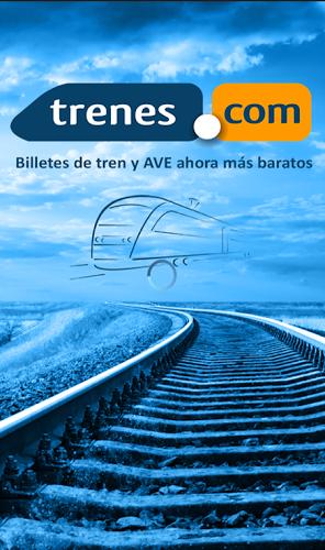 Trenes.com Billetes tren y AVE 1
