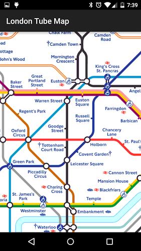 Tube Map: London Underground 2