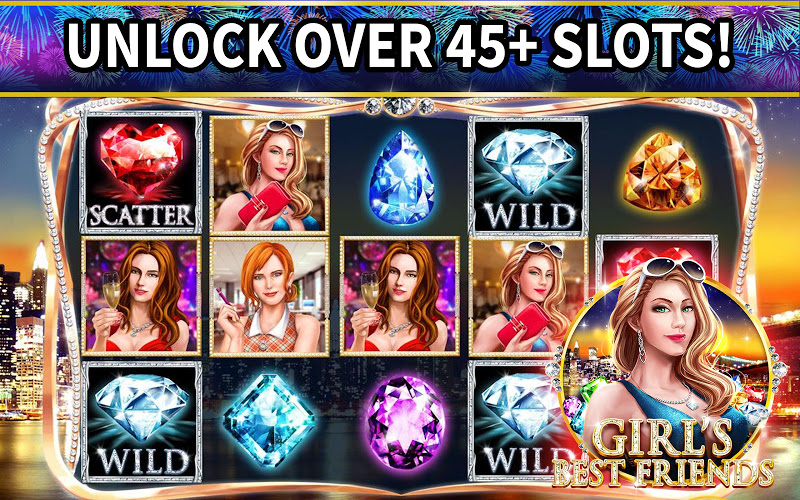 Ultimate Party Slots FREE Game 1