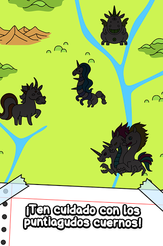 Unicorn Evolution 3