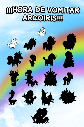Unicorn Evolution 4